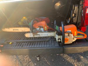 MS 250 & MS290 STIHL CHAINSAWS for Sale in District Heights, MD
