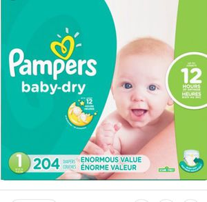 Pampers Diapers for Sale in Orlando, FL