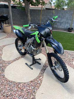 2012 Kawasaki KX450F for Sale in Glendale, AZ