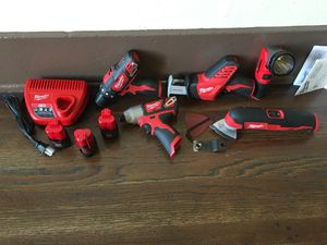 Milwaukee power tools for Sale in Los Angeles, CA