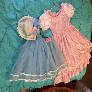 3pc Little Bo Peep Costume - Junior Large for Sale in Norfolk, VA