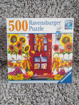 Ravensburger 500 PC puzzle shipping only no pickup for Sale in Apalachicola, FL