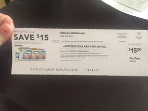 Free similac certificade for Sale in Tampa, FL