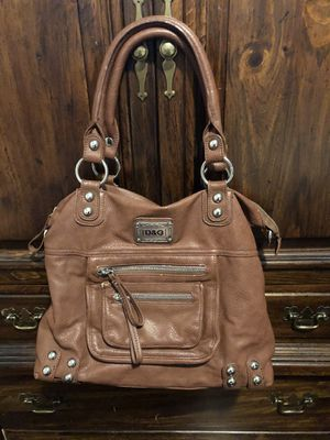 Cute brown bag with silver hardware for Sale in Grayslake, IL