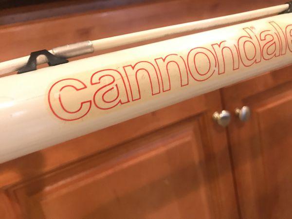 Cannondale fix gear bike