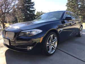 2012 BMW 5 Series for Sale in Littleton, CO