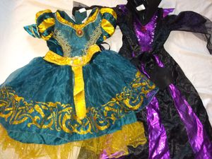 Kids princess and Halloween costume for Sale in Arlington, VA