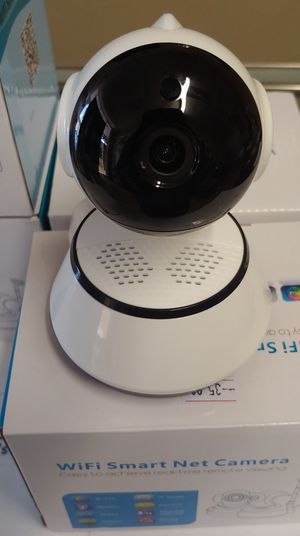 Indoor WiFi Smart Security Camera for Sale in Oklahoma City, OK