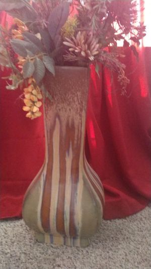 Vase with flowers for Sale in Montrose, CO