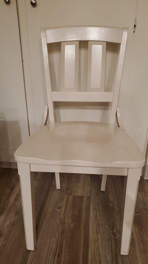 Cream chair for Sale in Vista, CA