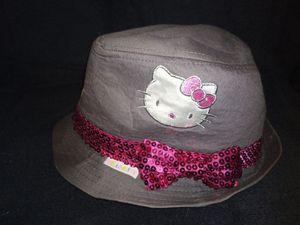 Girls hello Kitty hat for Sale in Lawrenceville, GA