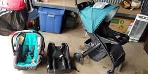 Car seat stroller combo.. Used good condition west kendall pickup.. Price firm thanks for Sale in Miami, FL