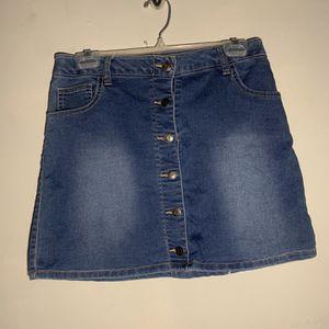 Jean Mini Skirt for Sale in Glendale, AZ