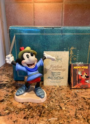 Disney Classic Collection Mickey Mouse for Sale in San Diego, CA