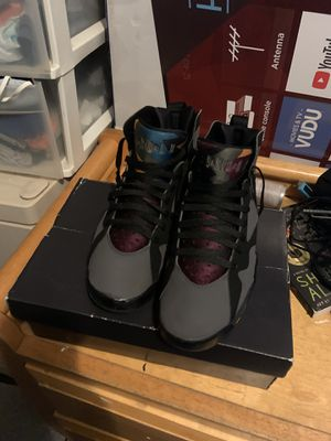 Nike air jordan retro bordeaux 7s size 9.5 cash or trade meet in passaic for Sale in Passaic, NJ