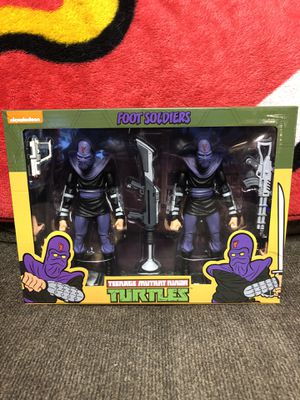 Neca Foot Soldiers for Sale in Lockport, IL
