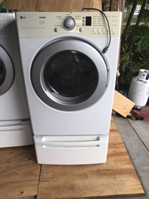 Washer and gas dryer for Sale in Wimauma, FL