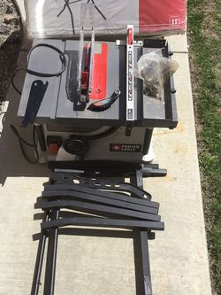 10 In Portable Table Saw for Sale in Tracy, CA