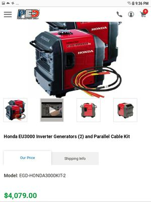 Generator for Sale in Eau Claire, WI