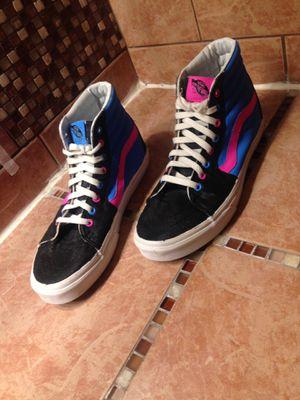 Vans Hi Top Custom shoes for Sale in Santa Ana, CA
