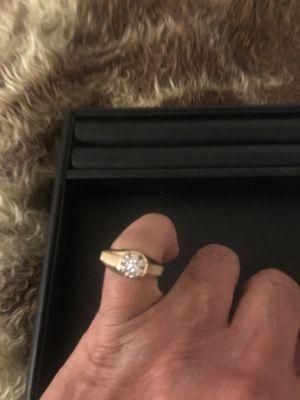Men's diamond ring. for Sale in Los Angeles, CA