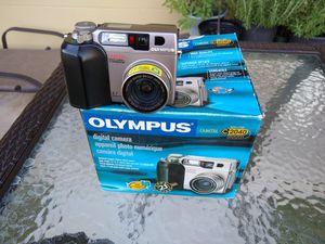 Olympus C-2040 2.11 MP Digital Camera w/ 3x Optical Zoom. for Sale in Lakeland, FL