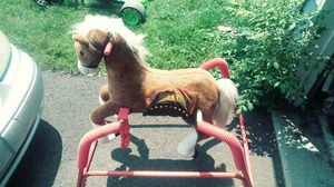 Old rocking horse for kids for Sale in Doylestown, PA