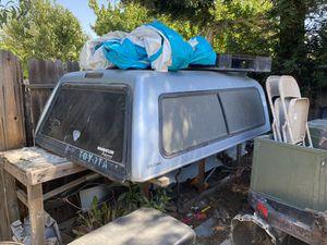 Camper shell for Sale in Sacramento, CA