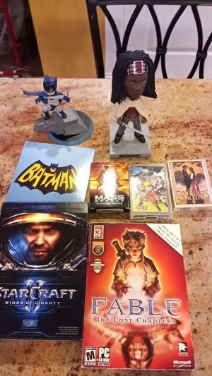 *USED* PC GAMES WITH EXTRAS for Sale in TEMPLE TERR, FL