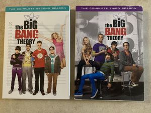 Big Bang theory DVD's for Sale in Davenport, FL