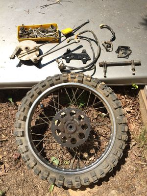 1972 SUZUKI TS125 parts for Sale in Amherst, VA