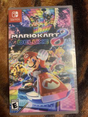 Mariokart 8 brand new never open!!! for Sale in Inglewood, CA