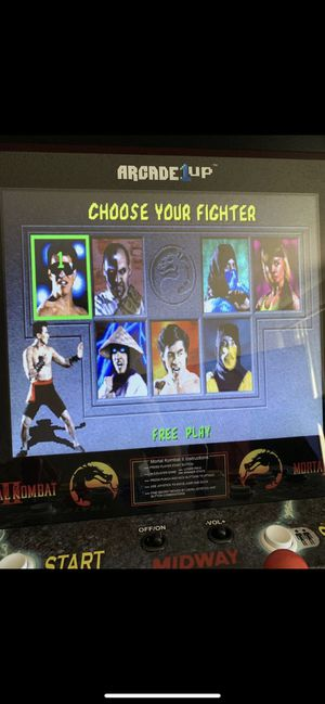 Mortal kombat arcade for Sale in Florissant, MO