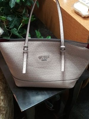 Guess tote bag used once for Sale in West Jordan, UT