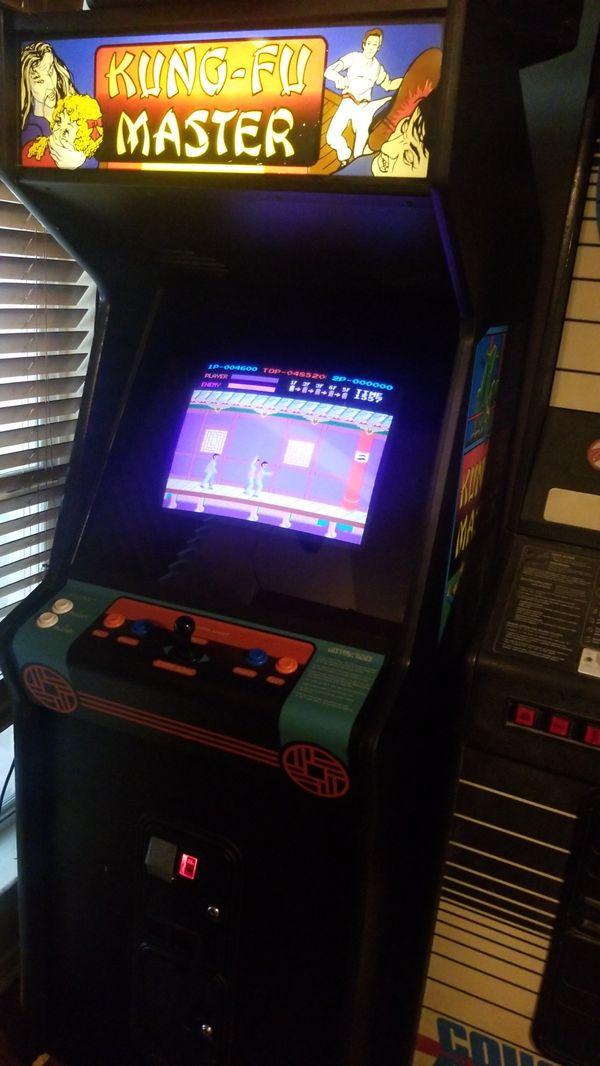 Kung Fu Master Arcade rare
