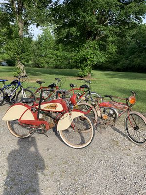 Motorized bikes starting at $320!! Lifetime warranty! No license, or registration required! for Sale in Springfield, TN