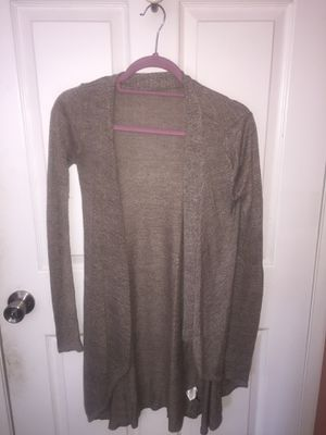 Brown cardigan (S/M) for Sale in Los Angeles, CA