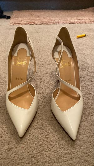 Like new Christian Louboutin So Kate sling heels size 41 for Sale in Alameda, CA