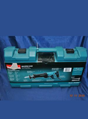 Makita saw zall eléctrico for Sale in Manassas Park, VA