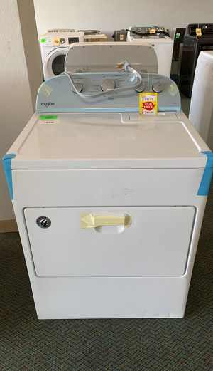New Dryer Whirlpool WED49STBW FREB for Sale in Norwalk, CA