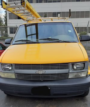 2005 Chevy Cargo Van // TITLE IN HAND for Sale in Federal Way, WA