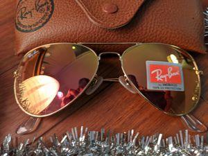 Brand New Authentic Rayban Aviator Sunglasses for Sale in Palos Verdes Peninsula, CA
