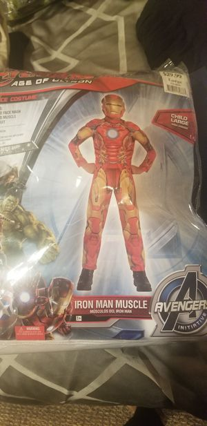 Avengers Ironman Costume for Sale in Lansdowne, PA