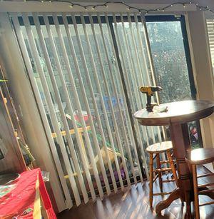 """Sliding Door Blinds: 78"""" for Sale in Kirkland, WA"""