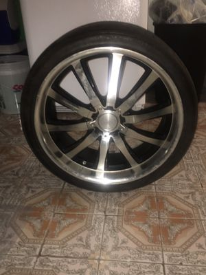 Katana 22 inch Rims used Universal for Sale in Los Angeles, CA