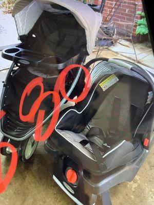 Set carreola y car seat for Sale in Edinburg, TX