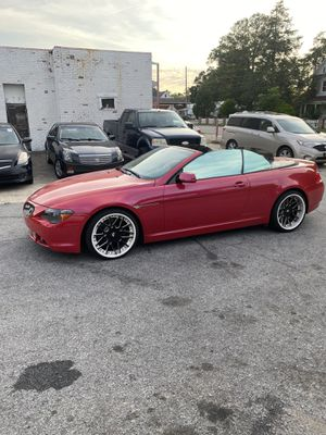 BMW 645 for Sale in Greenville, NC