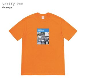 Supreme Verify T-shirt for Sale in Jacksonville, FL