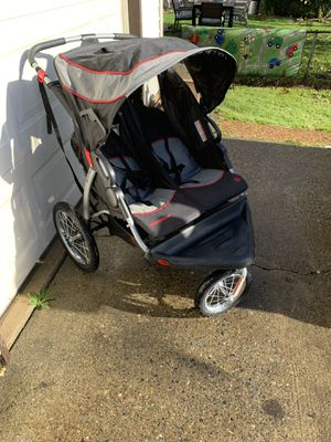Double stroller almost brand new for Sale in Auburn, WA