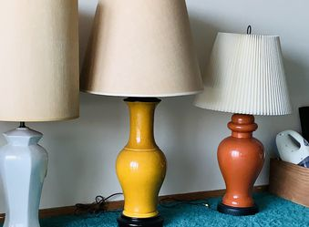Vintage lamps for Sale in Washington,  DC